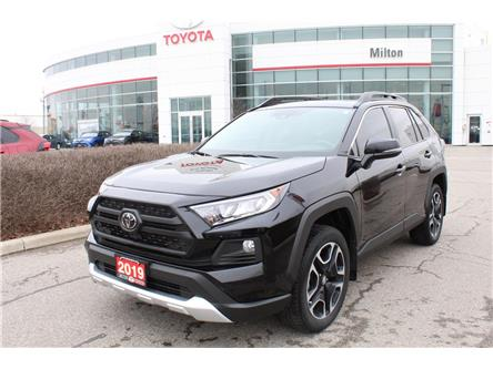 2019 Toyota RAV4 Trail (Stk: 022453A) in Milton - Image 1 of 19