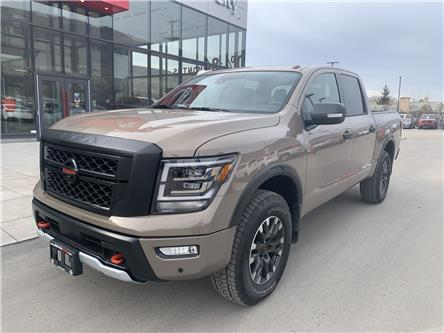 2020 Nissan Titan PRO-4X (Stk: T20096) in Kamloops - Image 1 of 24
