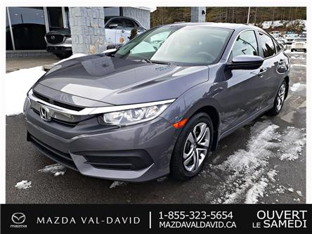 2016 Honda Civic LX (Stk: B1768) in Val-David - Image 1 of 20