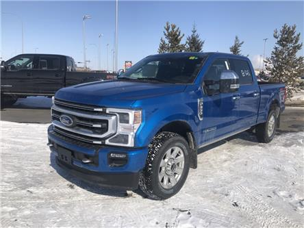 2020 Ford F-350 Platinum (Stk: LSD010) in Ft. Saskatchewan - Image 1 of 24