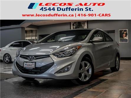 2013 Hyundai Elantra GLS (Stk: 018325) in Toronto - Image 1 of 19