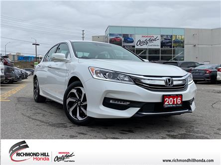 2016 Honda Accord EX-L V6 (Stk: 202151P) in Richmond Hill - Image 1 of 25