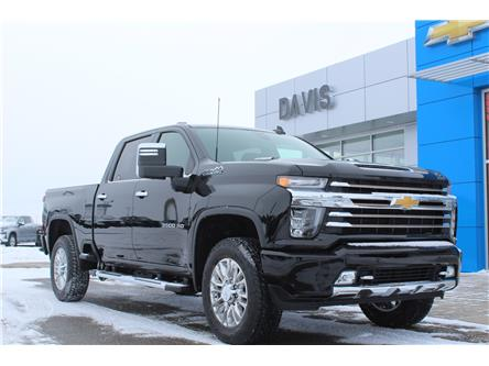 2020 Chevrolet Silverado 3500HD High Country (Stk: 215523) in Claresholm - Image 1 of 32