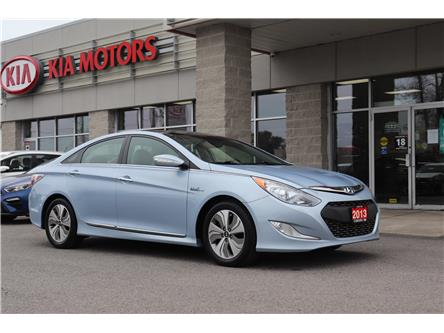 2013 Hyundai Sonata Hybrid Limited (Stk: 20536A) in Cobourg - Image 1 of 29