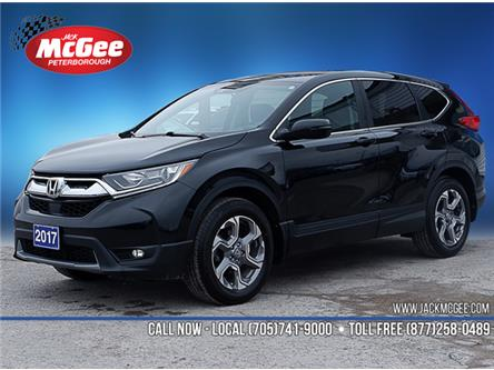 2017 Honda CR-V EX (Stk: 20191A) in Peterborough - Image 1 of 20