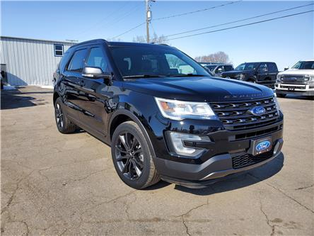 2017 Ford Explorer XLT (Stk: 20105A) in Wilkie - Image 1 of 23