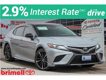 2018 Toyota Camry XSE (Stk: 10175A) in Scarborough - Image 1 of 26
