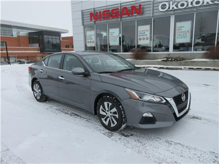 2019 Nissan Altima 2.5 S (Stk: 8423) in Okotoks - Image 1 of 23