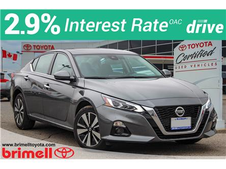2019 Nissan Altima 2.5 SV (Stk: 10220N) in Scarborough - Image 1 of 28