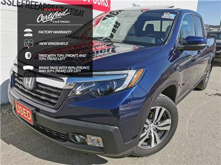 2019 Honda Ridgeline EX-L (Stk: B11731) in North Cranbrook - Image 1 of 16