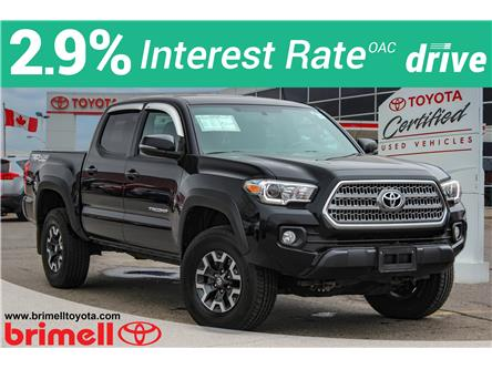2017 Toyota Tacoma TRD Off Road (Stk: 207734A) in Scarborough - Image 1 of 24