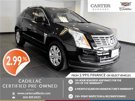 2016 Cadillac SRX Luxury Collection (Stk: C6-14601) in Burnaby - Image 1 of 24