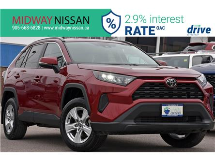 2019 Toyota RAV4 LE (Stk: U2025R) in Whitby - Image 1 of 29