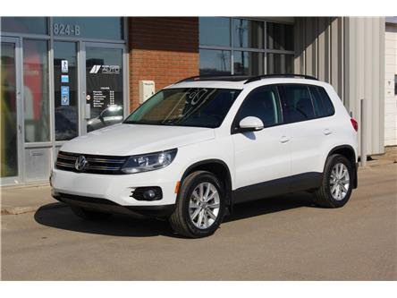 2015 Volkswagen Tiguan Comfortline (Stk: 555994) in Saskatoon - Image 1 of 20