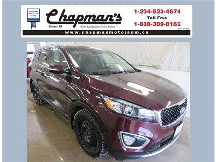 2016 Kia Sorento 2.0L EX (Stk: 19-114A) in KILLARNEY - Image 1 of 33