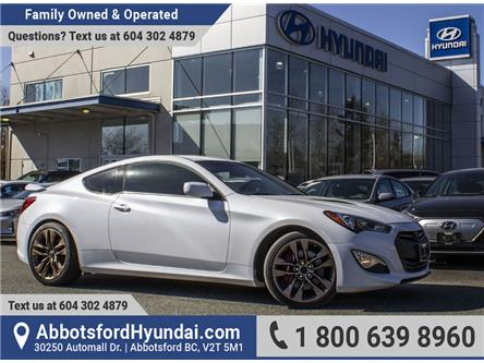 2014 Hyundai Genesis Coupe 2.0T R-Spec (Stk: AH9051) in Abbotsford - Image 1 of 24