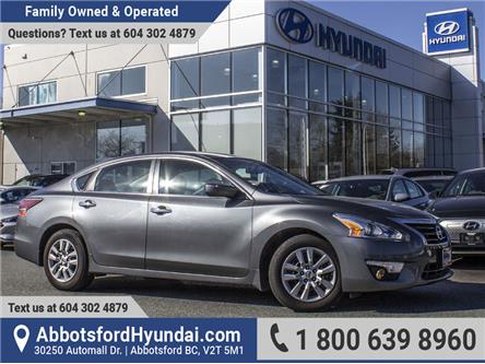 2015 Nissan Altima 2.5 (Stk: AH9053) in Abbotsford - Image 1 of 24