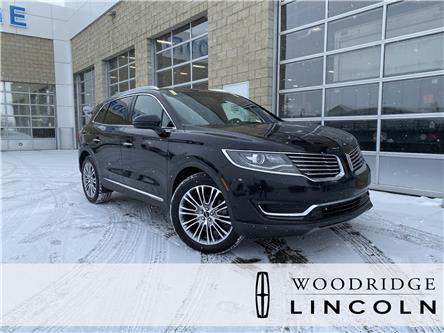 2016 Lincoln MKX Reserve (Stk: 17465) in Calgary - Image 1 of 23