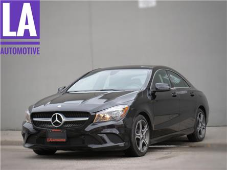 2015 Mercedes-Benz CLA-Class Base (Stk: 1FSOLK3309) in North York - Image 1 of 30