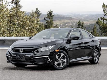 2020 Honda Civic LX (Stk: 20398) in Milton - Image 1 of 23