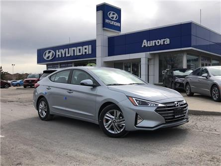 2020 Hyundai Elantra  (Stk: 22110) in Aurora - Image 1 of 15