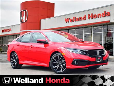 2020 Honda Civic Sport (Stk: N20074) in Welland - Image 1 of 23