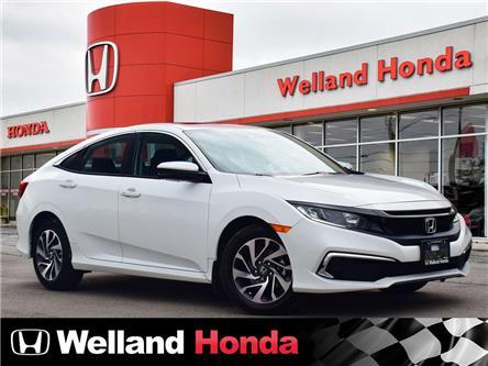 2020 Honda Civic EX (Stk: N20089) in Welland - Image 1 of 24