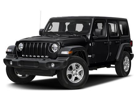 2020 Jeep Wrangler Unlimited Sahara (Stk: 2521) in Windsor - Image 1 of 9