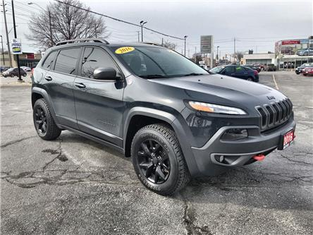 2016 Jeep Cherokee Trailhawk (Stk: 2523A) in Windsor - Image 1 of 14