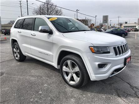 2015 Jeep Grand Cherokee Overland (Stk: 2513A) in Windsor - Image 1 of 14