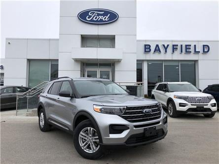 2020 Ford Explorer XLT (Stk: EX20358) in Barrie - Image 1 of 17