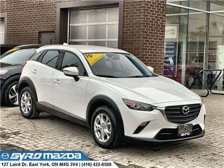 2019 Mazda CX-3 GS (Stk: 29416A) in East York - Image 1 of 28