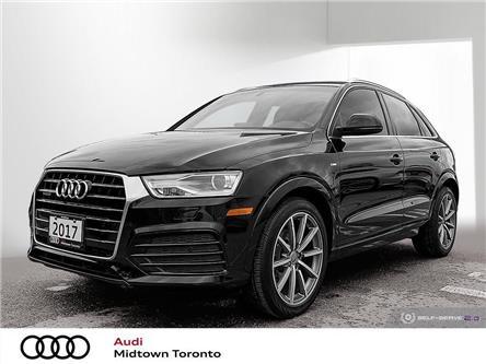 2017 Audi Q3 2.0T Progressiv (Stk: P7836) in Toronto - Image 1 of 25