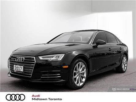 2017 Audi A4 2.0T Progressiv (Stk: P7833) in Toronto - Image 1 of 25