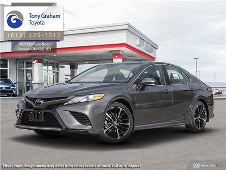 2020 Toyota Camry XSE (Stk: 59365) in Ottawa - Image 1 of 23
