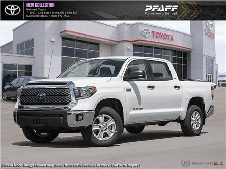 2020 Toyota Tundra 4x4 CrewMax SR5 5.7 6A (Stk: H20418) in Orangeville - Image 1 of 24