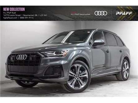 2020 Audi Q7 55 Progressiv (Stk: A13084) in Newmarket - Image 1 of 22