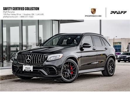 2019 Mercedes-Benz GLC63 AMG S 4MATIC + SUV (Stk: P15180B) in Vaughan - Image 1 of 22