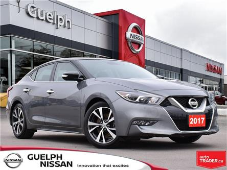 2017 Nissan Maxima  (Stk: N20563A) in Guelph - Image 1 of 29
