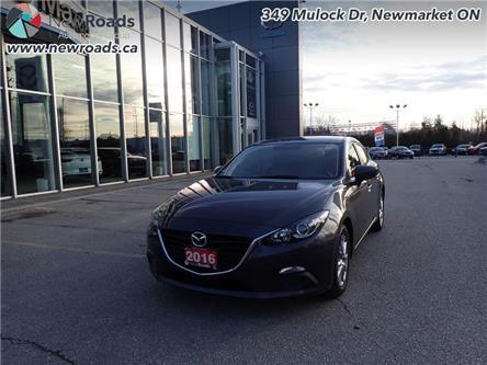 2016 Mazda Mazda3 Sport GS (Stk: 14412) in Newmarket - Image 1 of 30