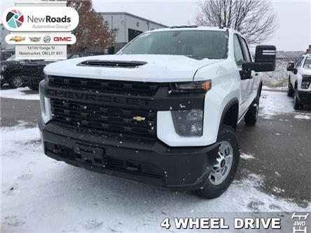 2020 Chevrolet Silverado 2500HD Work Truck (Stk: F170591) in Newmarket - Image 1 of 21