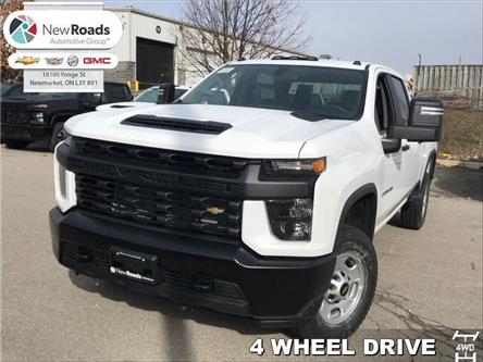 2020 Chevrolet Silverado 2500HD Work Truck (Stk: F209342) in Newmarket - Image 1 of 21