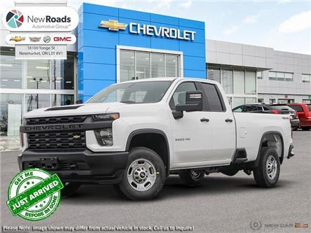 2020 Chevrolet Silverado 2500HD Work Truck (Stk: F229765) in Newmarket - Image 1 of 23