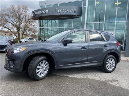 2015 Mazda CX-5 GX (Stk: 19025B) in Cobourg - Image 1 of 17