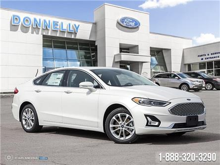 2020 Ford Fusion Energi Titanium (Stk: DT354) in Ottawa - Image 1 of 27