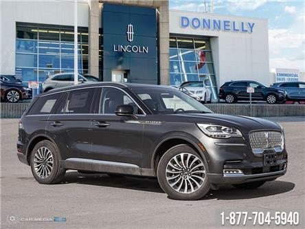 2020 Lincoln Aviator Reserve (Stk: DT5) in Ottawa - Image 1 of 27