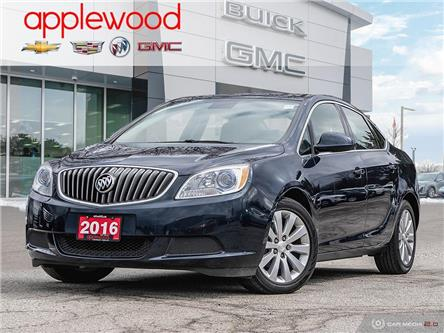 2016 Buick Verano Base (Stk: 150136P) in Mississauga - Image 1 of 26
