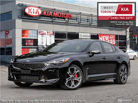 2020 Kia Stinger GT Limited w/Red Interior (Stk: 20320) in Toronto - Image 1 of 23