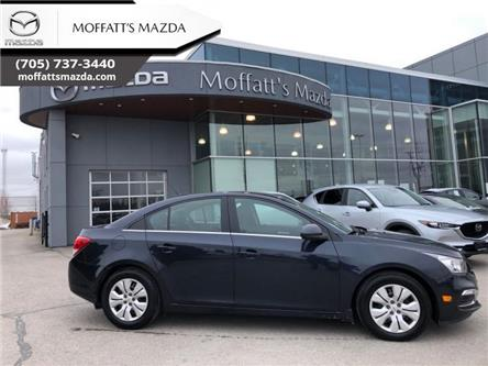 2015 Chevrolet Cruze 1LT (Stk: 28252) in Barrie - Image 1 of 22
