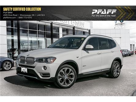 2017 BMW X3 xDrive28i (Stk: 23479A) in Mississauga - Image 1 of 21